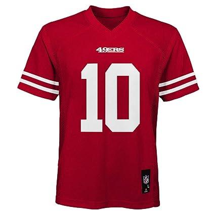09b10bdc san francisco 49ers kids jerseys