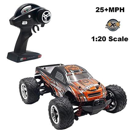 Rc Car And Truck Radio Control Remote Control Rc Planet >> Amazon Com Yezijin Remote Control Car Electric Rc Car 25 Mph 1