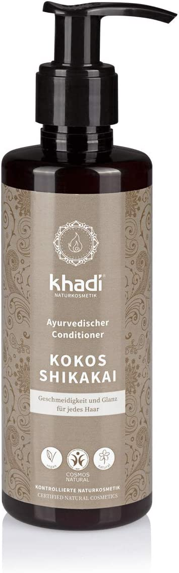 Khadi Acondicionador Coco Y Shikakai 200 ml: Amazon.es ...