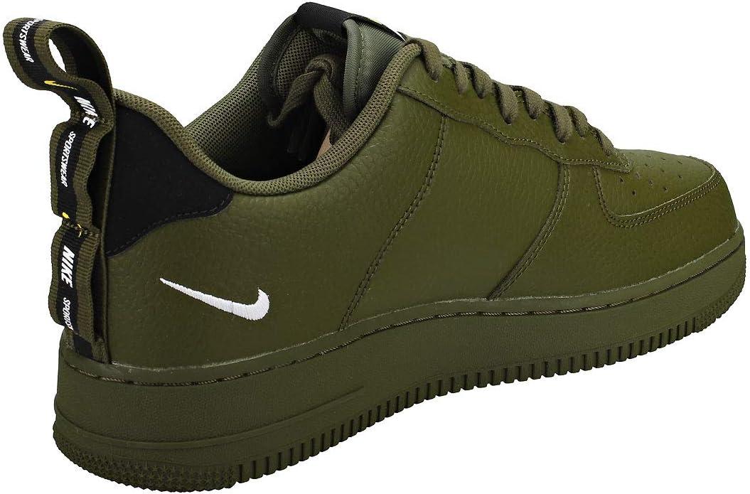 nike air force 1 07 lv8 utility scarpa uomo oliva