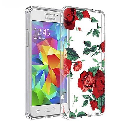 Amazon.com: Yoedge - Carcasa para Galaxy J2 Prime, Samsung ...