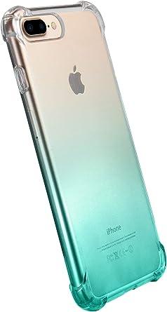 Funda carcasa Apple Iphone 7 / 8 Plus gel / TPU / transparente