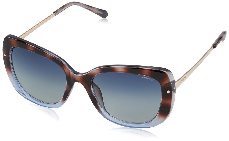 Polaroid Damen Sonnenbrille Pld 4044/S X3 Y67, Gelb (Yllwhvn Gold/Brown Polar Ds), 53