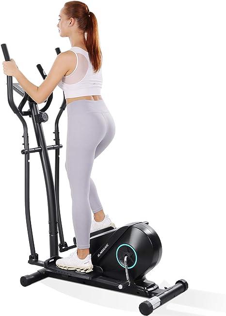 MaxKare Elliptical Machine Trainer Elliptical Exercise Machine for Home