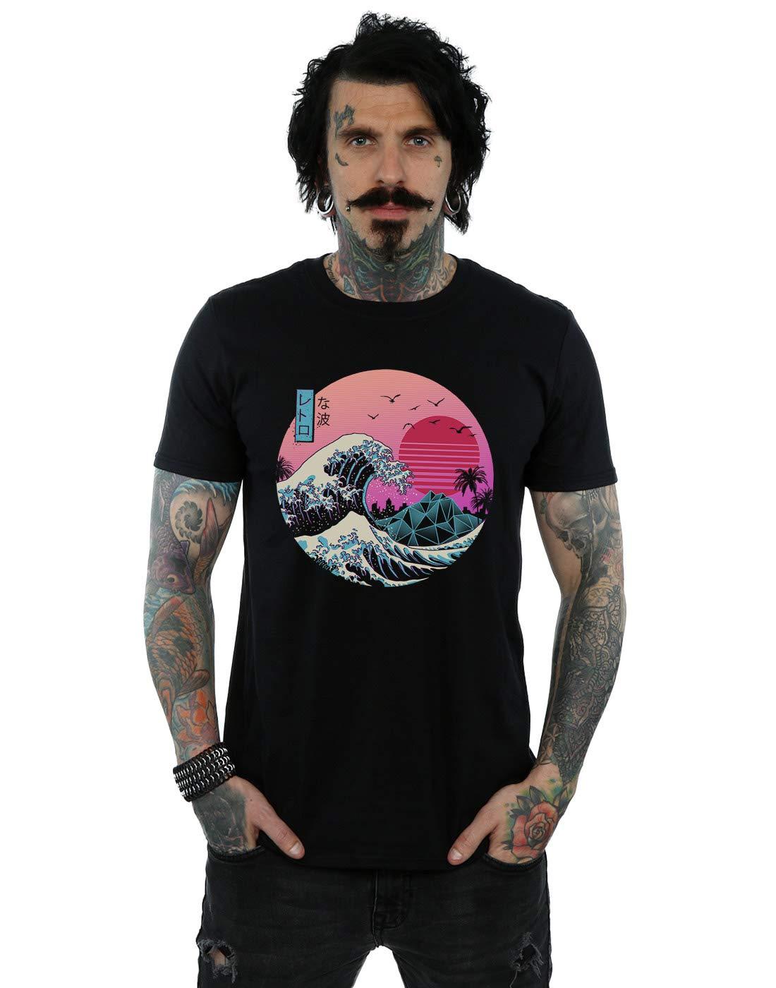 Vincent Trinidad S The Great Retro Wave Tshirt