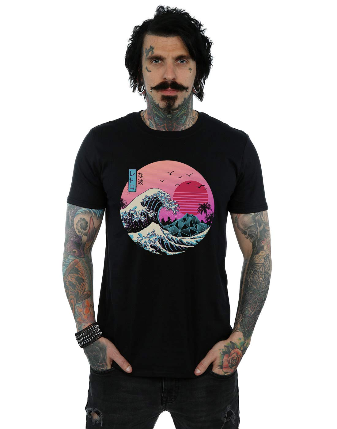 Vincent Trinidad The Great Retro Wave 2461 Shirts