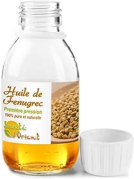 Aceite de fenogreco Manelya, 125 ml: Amazon.es: Belleza