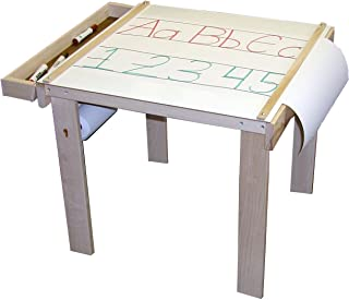 product image for Beka 08402 Art Table one wood tray paper holder under table (paper sold separately)