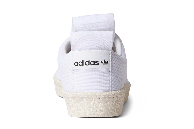 Adidas Originali Superstar 19891 / De Superstar) Slipon W