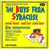 The Boys from Syracuse (1963 London Cast)