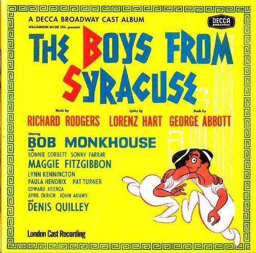 The Boys from Syracuse (1963 London - Shopping Syracuse