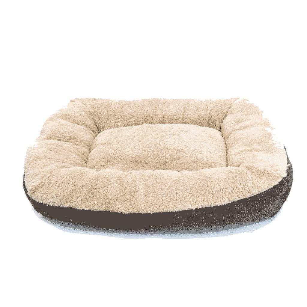 la vostra soddisfazione è il nostro obiettivo Cuccia per Gatti Piccola Taglia Grande Cane Grande Teddy Teddy Teddy Pet Nest casa per Cani Universale per Animali Domestici WHLONG (colore   Marronee)  fino al 65% di sconto