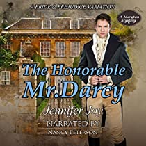 THE HONORABLE MR. DARCY: A MERYTON MYSTERY, BOOK 1