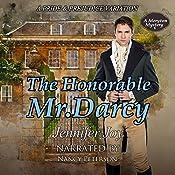 The Honorable Mr. Darcy: A Meryton Mystery, Book 1   Jennifer Joy