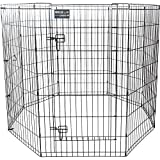 Cheap Precision Pet 7012342 Universal Exercise Pen with Door, 42""