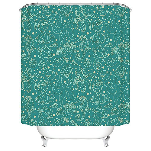 gwein-marine-life-bathroom-decorations-kids-teens-cartoons-mildew-resistant-fabric-shower-curtain-wa