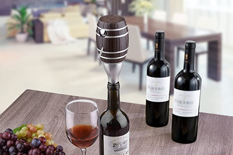 Wuudi Electric Wine Aerator Review