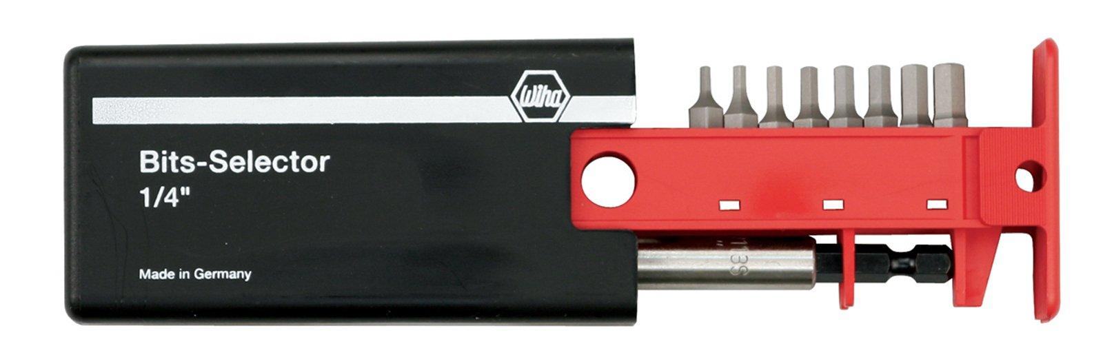 Wiha 79256 Punta Selector con Hex MatricoBits