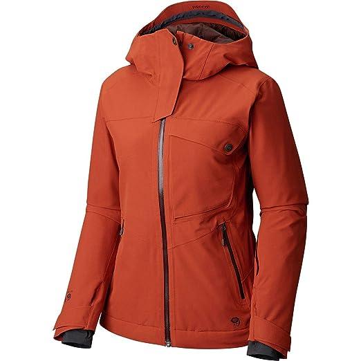 Mountain Hardwear Maybird Insulated Jacket - Women s Dark Copper X-Small eeae1e07d