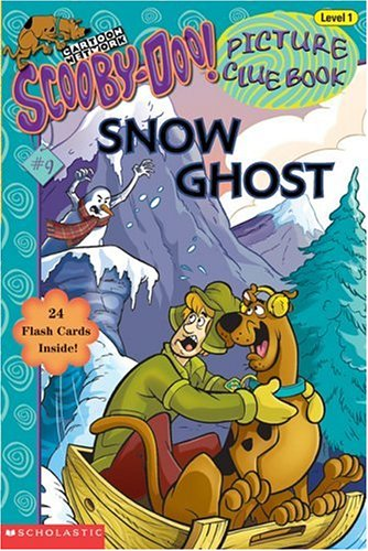 Read Online Snow Ghost (Scooby-Doo! Picture Clue Book, No. 9) ebook