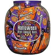 UTZ Halloween Mini Cheese Balls, 60 Count