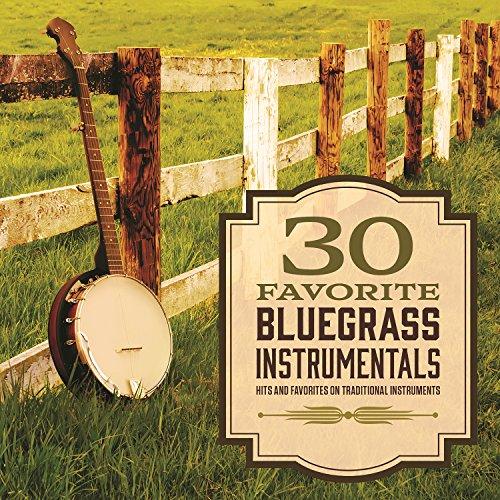 (30 Favorite Bluegrass Instrumentals)