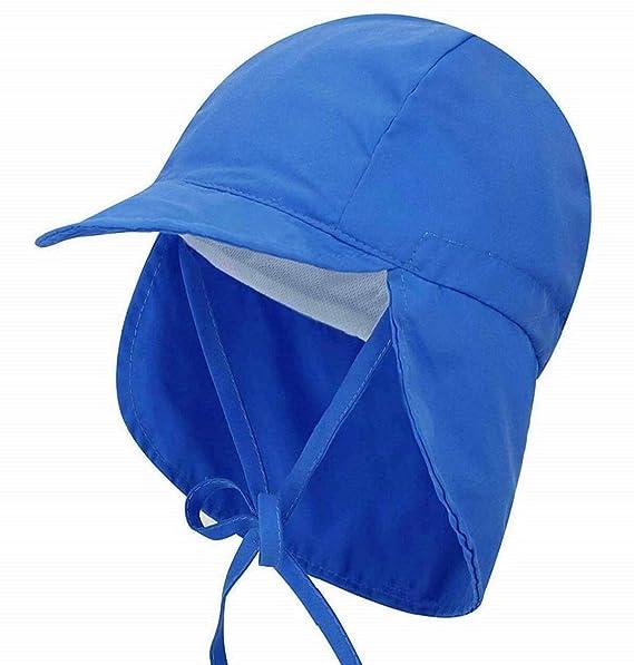 Amazon.com: EVAbaby UPF 50+ - Gorro de protección solar UV ...