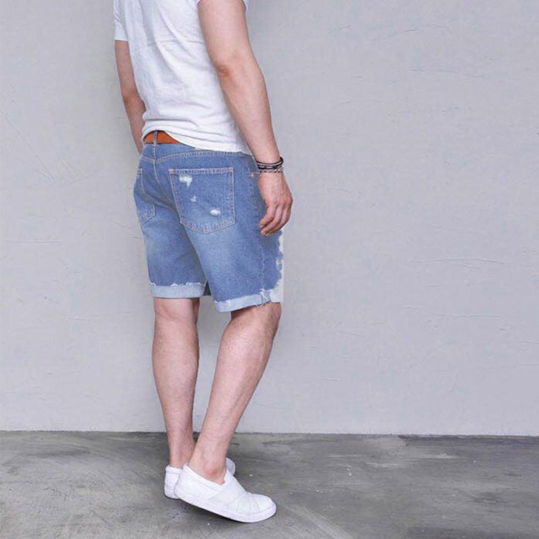 Amazon.com: Realdo - Pantalones cortos para hombre casuales ...
