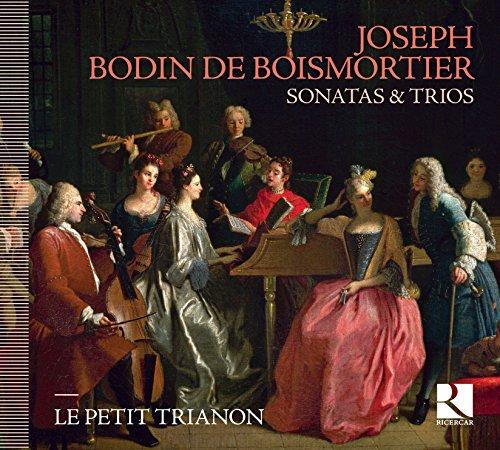 (Boismortier: Sonatas & Trios)