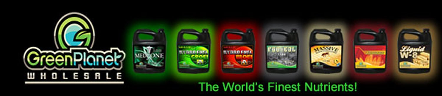 Amazon.com : Green Planet Nutrients - Hydro Fuel Bloei A & B ...