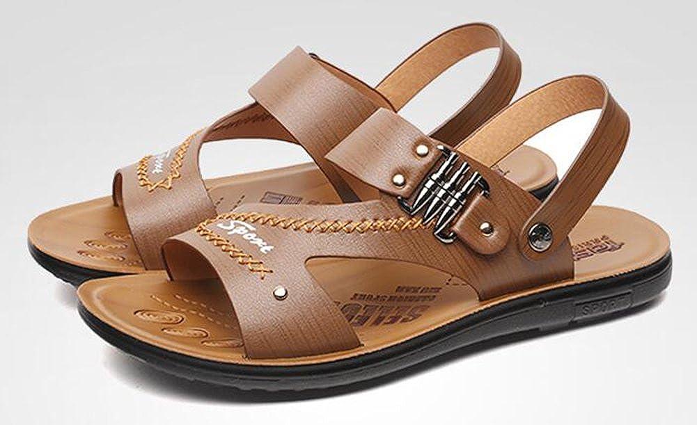 Keplia Cool Summer Skidproof Mens Sandals Lightweight Sandels