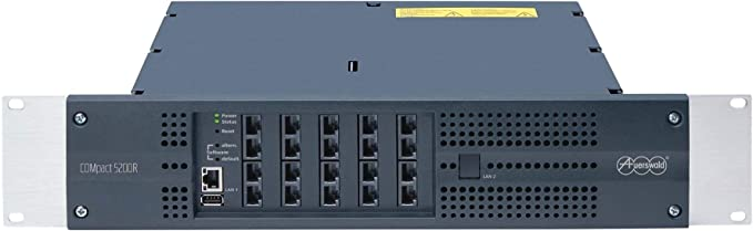 Auerswald Telefonanlage Compact 5200r Elektronik