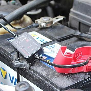 You S Auto Batterietester Bluetooth Batteriewächter 12v Wireless Automotive Akku Last Tester Kfz Batterie Wächter Ladegerät Diagnose Analyzer Monitor Für Android Ios Gerät Auto