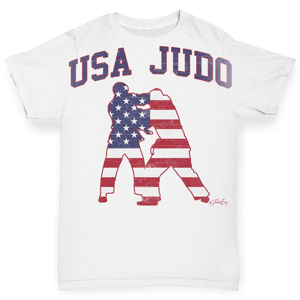 Twisted Envy Baby Boy Clothes Usa Judo Shirts