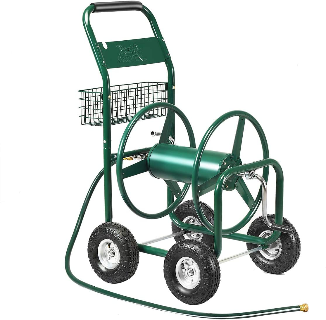Best Hose Reel Cart With Wheels Reviews Of 2021– Expert's Guide 3