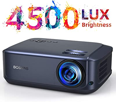 Proyector de Techo 4500 Lux Multimedia Full HD Home Cinema El ...