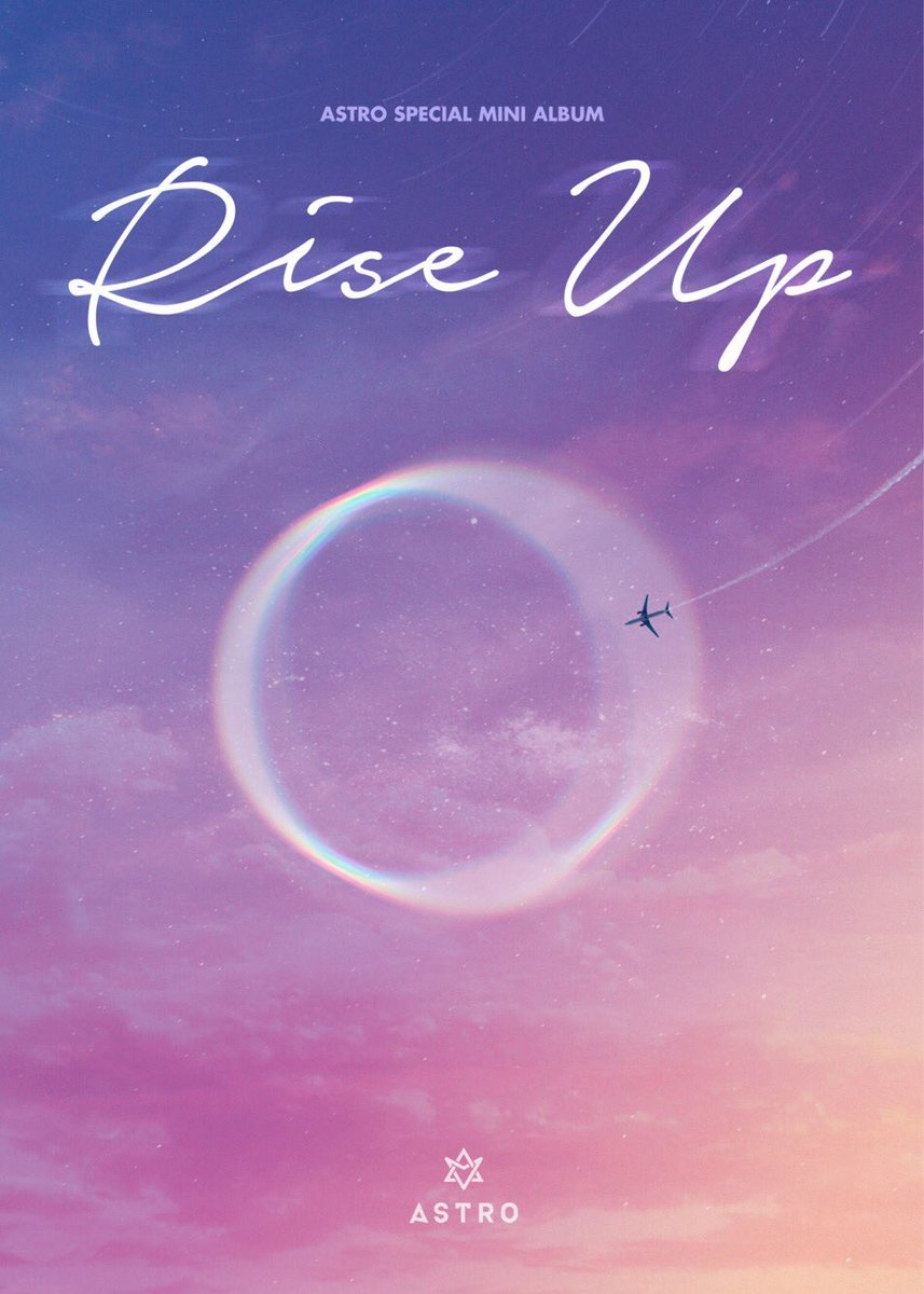 ASTRO [Rise Up] Special Mini Album Random CD+Poster+PhotoBook+3p PhotoCard K-POP SEALED by ASTRO [Rise Up] Special Mini Album +Poster