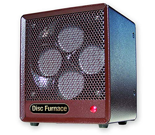 Comfort Glow BDISC6 Original Brown Box Ceramic Disc Heater 5,200 BTUs