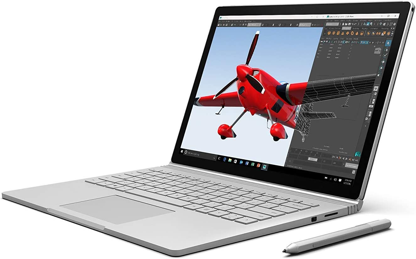 Microsoft Surface Book 2 (Intel Core i5, 8GB RAM, 256GB) - 13.5in (Renewed)