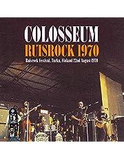 Live At Ruisrock Festival Turku Finland 1970