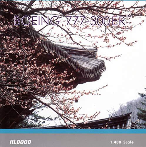 (Phoenix Model PHX04253 1:400 Korean Air Boeing 777-300ER Reg #HL8008 '50th Anniversary' (pre-Painted/pre-Built))