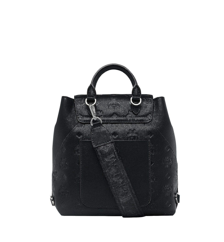MCM Damen Rucksack Monogrammed Leather SML: