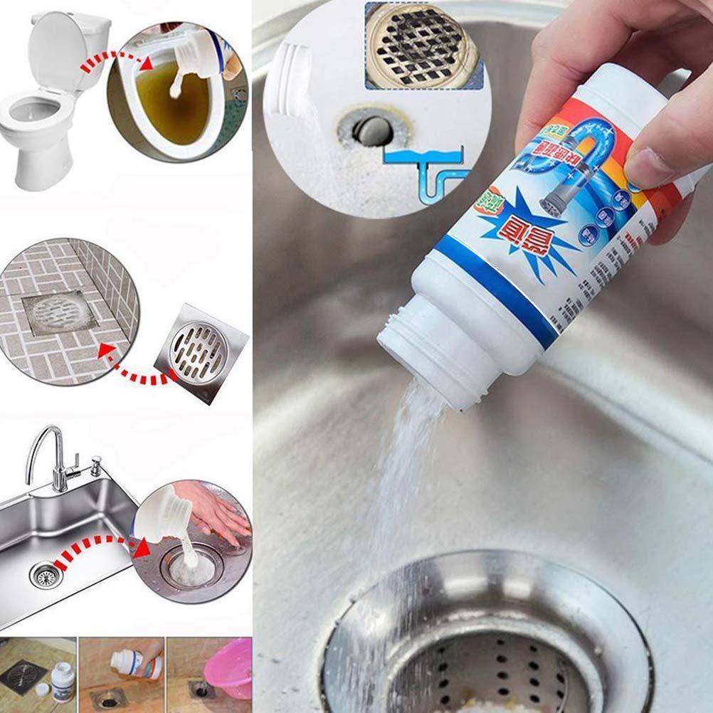 Gutyan Dragaggio Agente Cucina WC Fogna Dragaggio Medio Cucina Fognature Tubi Deodorante 110g Forte Pipeline Drago Agente di Pulizia per WC in Polvere