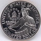 1976-S Proof Washington Bicentennial Quarter
