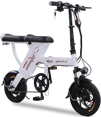 WM Scooter Eléctrico Plegable 12 Pulgadas 48v Bicicleta Eléctrica ...