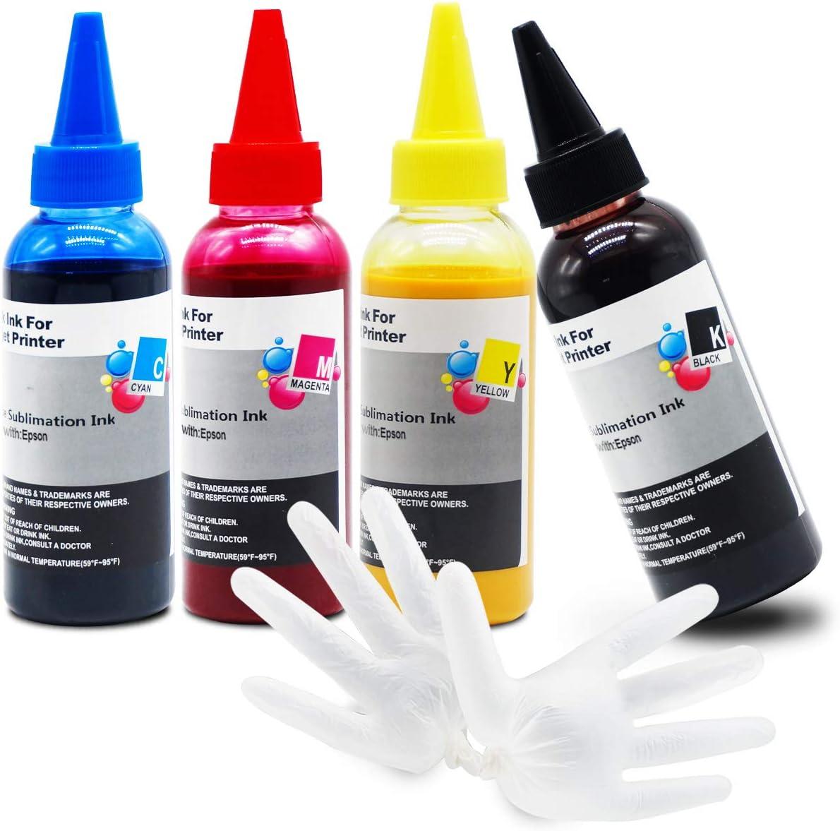 Anti-UV Sublimation Ink for Epson