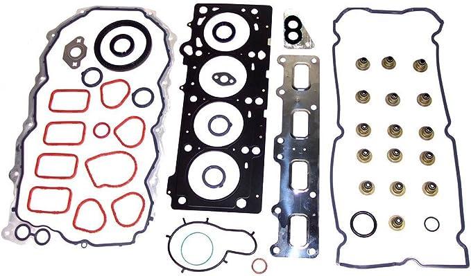2.4L L4 16V VIN B Chrysler//PT Cruiser DOHC 148cid DNJ EK113BM Master Engine Rebuild Kit for 2003-2010 VIN 9