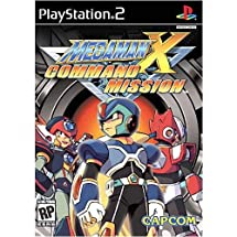 Mega Man X Command Mission - PlayStation 2