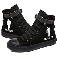 KIACIYA Zapatos Billie Eilish Mujer, Zapatillas Billie Eilish