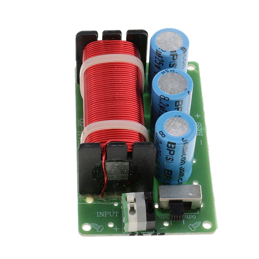 IPOTCH Bass Audio Frequenzteiler frequenzweiche Modul fü r 200W Lautsprecher